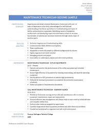 Warehouse Assistant Resume Sample Enchanting Maintenance Supervisor Job Description Also Manager Cv Template
