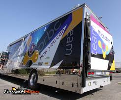Semi-rv-bus-wrap-dirtbike-racing-3 - Platinum Wraps Intertional 4700 Lp Crew Cab Stalick Cversion Hauler Sold Pin By Todd Gratson On Trucks And Big Rigs Pinterest Car Trailer For Sale Near Me Luxury Rv Haulers Google Search Show Rvs For 26 Rv Trader Custom Kenworth Motorhome Youtube Smart 2011 Volvo Semi Truck Hdt S Electric Motorhomes Are Coming A New Powered Solar Panels Morning Star Park Home Nw Detailing Boat Detailers In Sumner 1000mile Tires Dualies Diesel Power Magazine Wash California Best Semitruck Camper Campinstyle Trucks