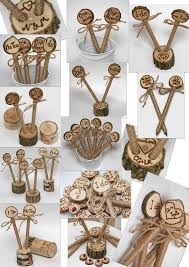 Wedding Centerpieces Wood Decorations For Weddings Project Ideas 10 1000 About Rustic Guest Books On Pinterest