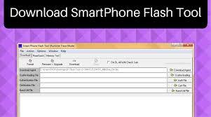 SmartPhone Flash Tool SP Flash Tool