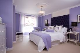 Awesome Lavender Bedroom Walls Contemporary Resport Us