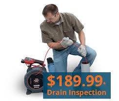 drain tile inspection cleaning in raintek