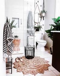 boho badezimmer 20 ideen wie sie den style umsetzen können