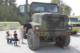 100 7 Ton Military Truck New River Celebrates Month Of The Child