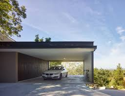Home Designs: Modern Carport - Gorgeous Use Of Wood Takes This ... Hillside California Home With Gorgeous Outdoor Spaces House Plans For Sloping Lots Paleovelocom Baby Nursery House Plans Hillside Slope Houses Designs Homes Ranch Style With Walkout Basement Impressive Modern Cool Design Gallery Ideas 3680 Chief Architect Software Samples Minimalist Idea Improvement Porter Davis New And Tile Steep Slope Home Designs Vystehillsihouseplansmodern Spirit Lake Amusing Villa Interior Ypic