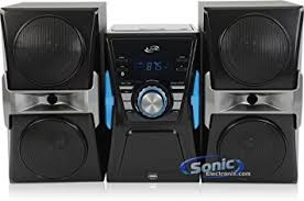 Amazon iLive Bluetooth Home Stereo System with CD Player