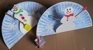 Winter Craft For Kids To Make Its