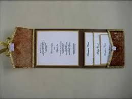 Pocket Fold Wedding Invitations