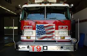100 Black Fire Truck Oakland Residents Call Police On Fighter Doing His Job