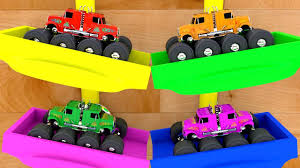 Colors For Children To Learn With Dual Monster Trucks Parking 3D ... Unusual Truck Pictures For Kids Garbage Monster Trucks Children 3179 Trucks Teaching Numbers 1 To Number Counting For Kids Learn Numbers And Colors Youtube Batman Mega Tv Youtube With Strange Channel Vehicles Toys White Racing Adventure Surprise Eggs Our Games Raz Razmobi Video Kids Black Lightning Mcqueen Disney Cars Haunted Race Red Videos Big Mcqueen Coloring Page Books Creativity Custom Shop Customize 2