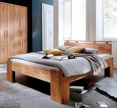 schlafzimmer doppelbett wildeiche massivholz rödemis ii 140 x 200 cm