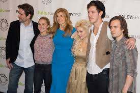 Vh1 Hit The Floor Cast by Nashville Candid Photos And Video Interviews At Paleyfest 2013
