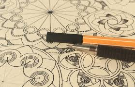 Mandala Coloring Benefits For Happiness