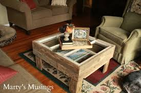 Rustic Window Table From Martys Musings
