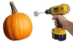 Pumpkin Masters Carving Kit Uk by Pumpkin Gutter Pumpkin Carving Drill Bit The Green Head
