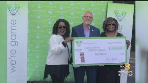 Virginia Sisters Win $10 Million From Lottery Scratcher Game