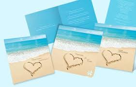 Simple Beach Wedding Invitations Correctly Perfect Ideas For Your Invitation Layout 1