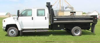 2003 Chevrolet C4500 Crew Cab Dump Truck | Item H6122 | SOLD...