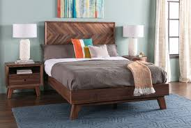 Eastern King Platform Bed by Sidney Eastern King Platform Bed Living Spaces