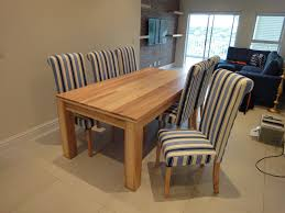Craig American Ash Solidwood Dining Room Set