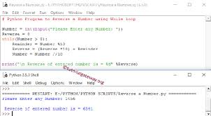 Mathceil Python 3 by How To Reverse A Number Using Python Quora