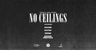 announcing the no ceilings tour boogie kaiydo kemba and