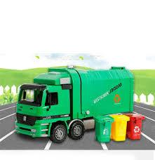 100 Garbage Truck Tab PF Toy Fun Gift Kids Play Waste Management