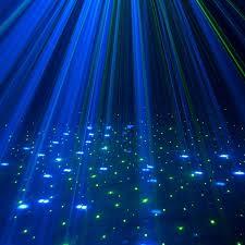 Amazon American DJ Stinger DMX Laser Strobe and Moonflower