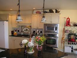 Kitchen Countertop Decorative Accessories by French Country Kitchen Accessories Trends Also Modern New Decor