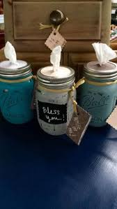Mason Jar Tissue Holder A Great Idea For Every Room