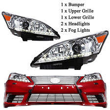 headlights for 2012 lexus es350 ebay