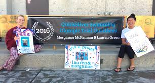 Spirit Halloween Almaden San Jose by Two Gunderson High Students Compete For Spot On U S Olympics Swim