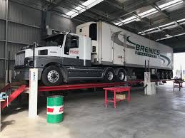 100 Tandem Trucks Configuration With ST 4120s For NZ StertilKoni