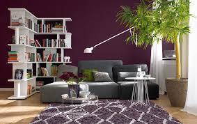 schöner wohnen farbe farbwirkung violett