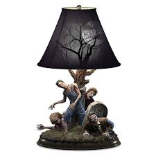 Underwriters Laboratories Portable Lamp by Halloween Table Lamps Use Them All Year Round Funk This House