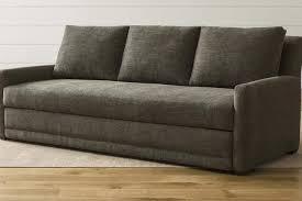 Solsta Sofa Bed Comfortable by Black Sofa Bed With Beige Long Sofa At Corner Tv Along Tv Desk