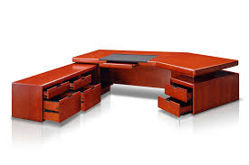 Sauder Edge Water Computer Desk With Hutch by Sauder Edge Water Computer Desk With Hutch In Auburn Cherry Best