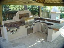 Red Stone Outdoor Kitchen Red Stone Outdoor Kitchen Grill Red