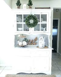 White China Cabinet Small Corner Nice Display Of Blue Best Dining Room Hutch Ideas Only On
