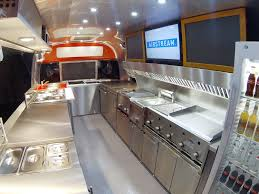 100 Inside Airstream Trailer Airstream Kitchenfood Truck Coffee Food Truck