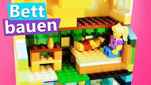 lego haus bauen schlafzimmer einrichten für tom etage mit lego bett schrank diy ideen