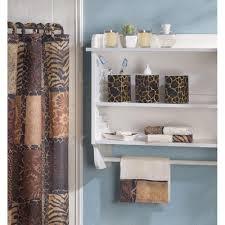 Zebra Print Bathroom Accessories Canada by Bathroom Appealing Burlap Shower Curtain For Your Bathroom Decor