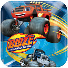 Blaze And The Monster Machines 7