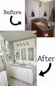 7 Best DIY Bathroom Vanity Makeovers | Pneumatic Addict Bathroom Vanity Makeover A Simple Affordable Update Indoor Diy Best Pating Cabinets On Interior Design Ideas With How To Small Remodel On A Budget Fiberglass Shower Lovable Diy Architectural 45 Lovely Choosing The Right For Complete Singh 7 Makeovers Home Sweet Home Outstanding Light Cover San Menards Black Real Bar And Bistro Sink Pictures Competion Pics Bathrooms Spaces Decor Online Serfcityus