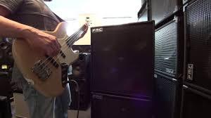 2x10 Bass Cabinet Shootout by Fmc Mesa Style Stack 4x10 1x15 Glockenklang Amp Jazzbass