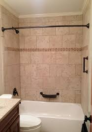 Stunning Bathroom Tub Tile Remodel Master Shower Wall Surround ... Best Bathroom Shower Tile Ideas Better Homes Gardens Bathtub Liners Long Island Alure Home Improvements Great Designs Sunset Magazine Door Design Wall Pictures Wonderful Custom Photos 33 Tiles For Floor Showers And Walls Relax In Your New Tub 35 Freestanding Bath 30 Backsplash Amazing Bathrooms Amusing Vertical Patterns