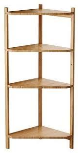 ikea rågrund corner shelf bamboo