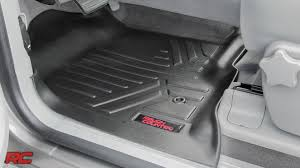 2007-2013 GM 1500 Floor Armor: Heavy Duty Floor Mats By Rough ...