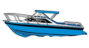 733x400 Motor Boat Clipart – 101 Clip Art