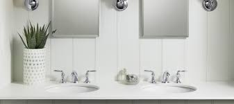 Drop In Farmhouse Sink White by Bathroom Sinks Bathroom Kohler